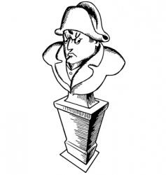 napoleon vector image