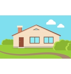 Big Family House vector