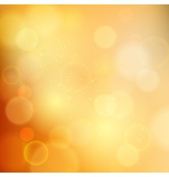 Gold soft colored abstract background vector
