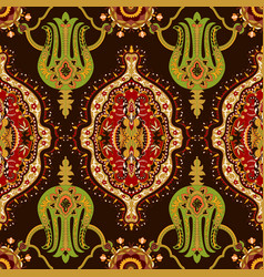 indian ornament clipart seamless ethnic vector image