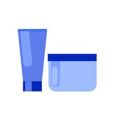 Plastic surgery creams composition vector