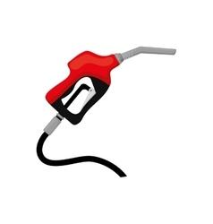 Dispenser oil industry petroleum icon vector