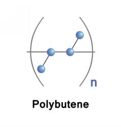 polyisobutylene oligomer plasticizer vector image