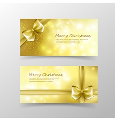 003 Christmas card template for invitation and vector