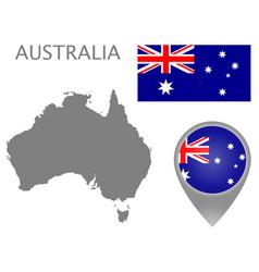 Australia 2 vector