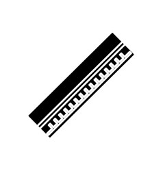 Ruler icon image vector