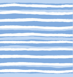 Tile pattern with navy blue and white stripes vector