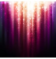 magic light vector image