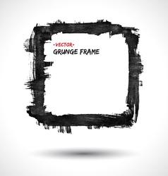 DARK FRAME vector image vector image