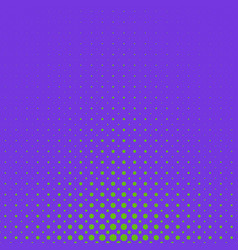 color abstract halftone dot pattern background vector image