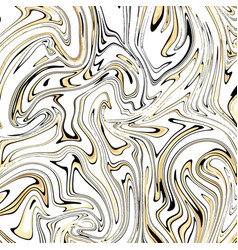 marble abstract background liquid white vector image