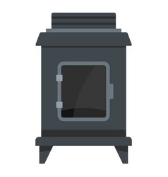 old oven icon cartoon style vector image