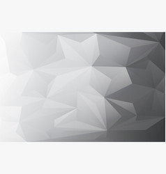 Abstract white-black background with vector