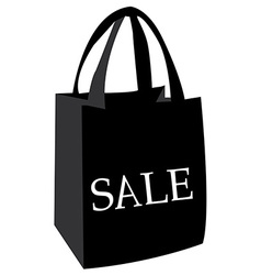 Sale Bags vector image vector image