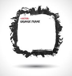 DARK FRAME vector image