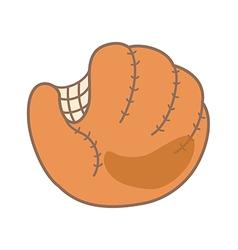 A baseball globe vector