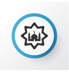 Church icon symbol premium quality isolated vector