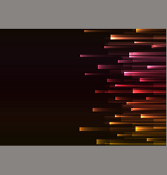 Red overlap pixel speed abstract background vector