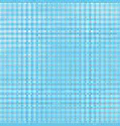 halftone background abstract white dots on blue vector image vector image