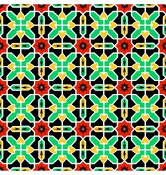 Pattern in Islamic design vector