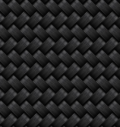 Carbon fiber seamless pattern vector