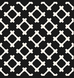 Seamless pattern traditional geometric ornament vector