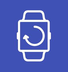 Watch sync vector