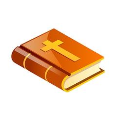 Icon bible vector