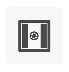 Rodeck icon vector
