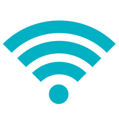 signal wifi connection vector image