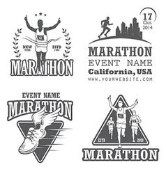 Marathon 2 vector