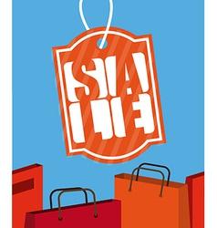 Shopping tags vector