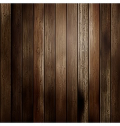Wooden pattern background vector image