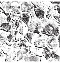 Wild Stone Texture vector image vector image