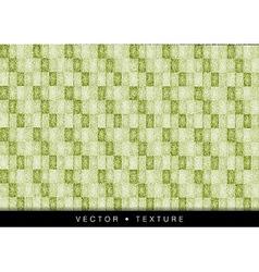 Texture four green color vector