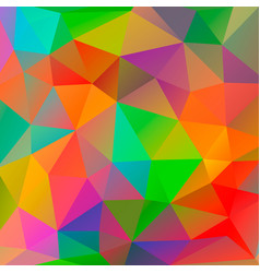 Color background from polygon vector