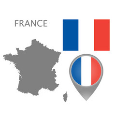 france 2 vector image