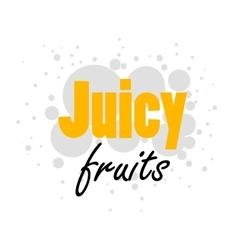 FruitsWords vector