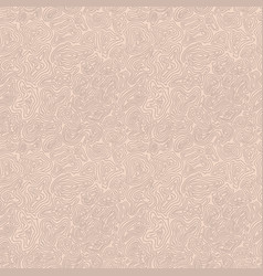 nude circle seamless pattern beige vector image