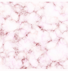 White and pink marble texture background vector