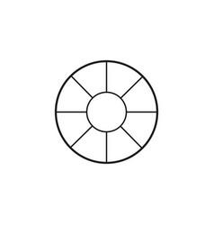 Pantone icon vector