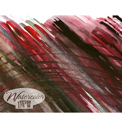 Abstract watercolor painted background vector