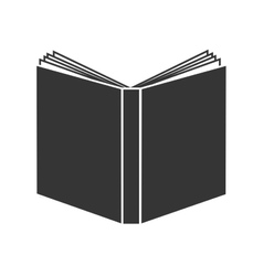 book education knowledge icon graphic vector image