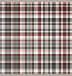 Chequered background seamless pattern vector