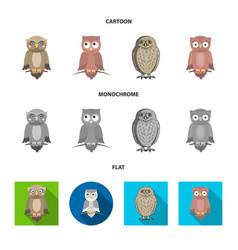 Design animal and tattoo icon set vector