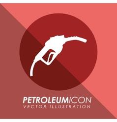 Petroleum icon vector