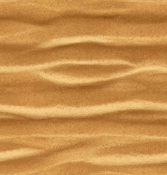 Sand seamless background vector