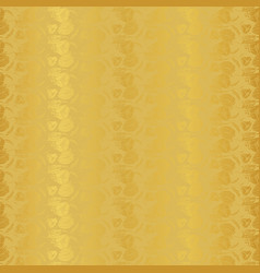 stylized abstract golden vector image