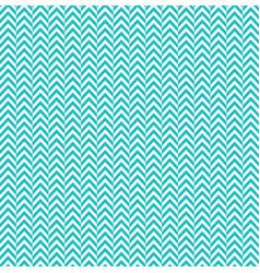 blue herringbone decorative pattern background vector image