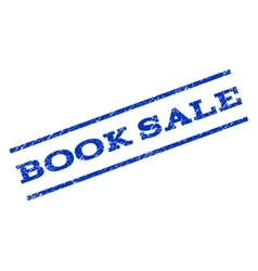 Book Sale Watermark Stamp vector